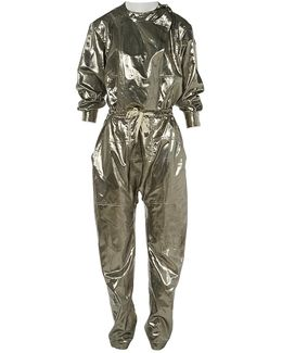Pre-owned Silk Jumpsuit
