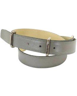 Pre-owned Belt