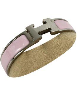 Pre-owned Clic H Bracelet