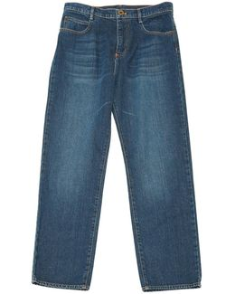 Pre-owned Straight Jeans