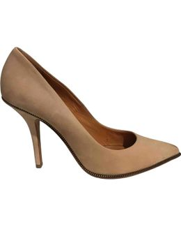 Pre-owned Leather Heels