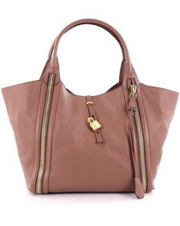 Pre-owned Brown Leather Handbag
