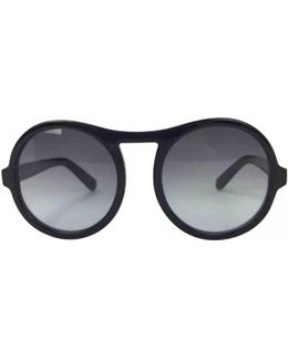 Pre-owned Oversized Sunglasses