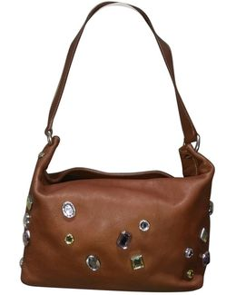 Pre-owned Leather Bag