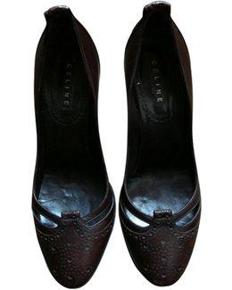 Pre-owned Brown Heels