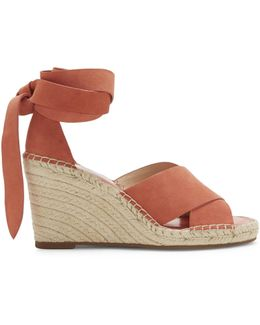 Leddy – Espadrille Wedge Sandal