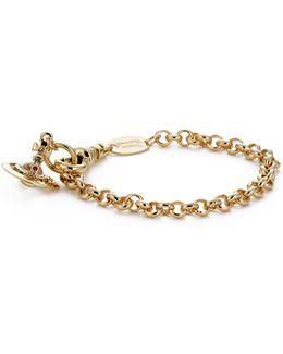 New Petite Orb Bracelet Gold