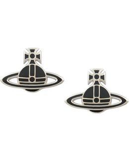 Black Kate Earrings