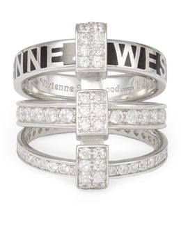 Sterling Silver Jules Ring