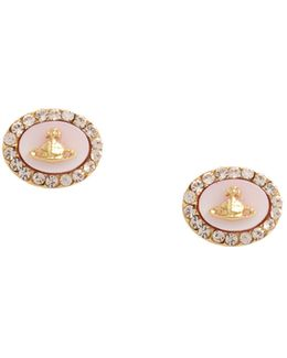 Pink Giselle Earrings