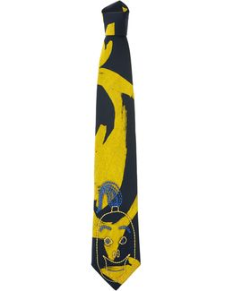 Ballets Russes Tie Navy