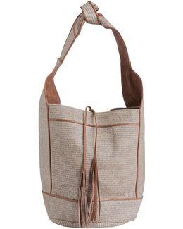 Natural Francis Bag