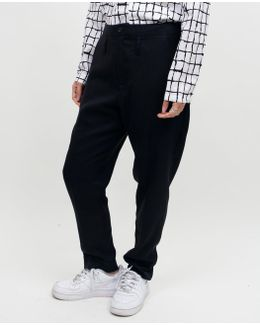 Law Trouser / Black