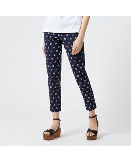 Bandana Printed Trousers