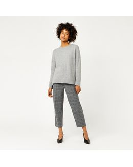 Soft Zip Side Jumper