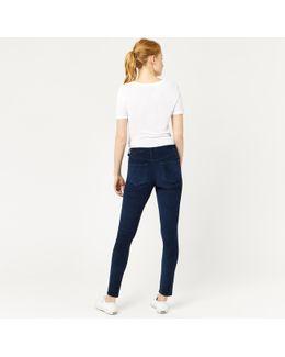 Cord Skinny Cut Jean