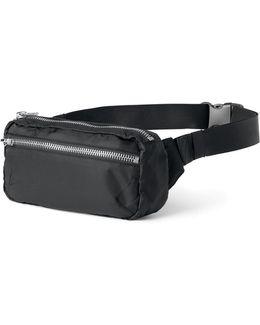 Wood Waist Bag