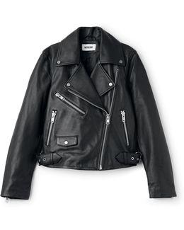 Jemina Leather Jacket