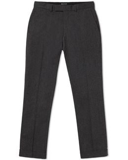Turn-up Tailored Trousers