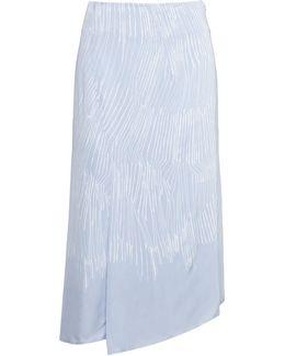 Ines Asymmetric Skirt
