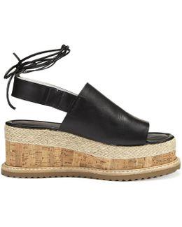 Rada Cork Sandal