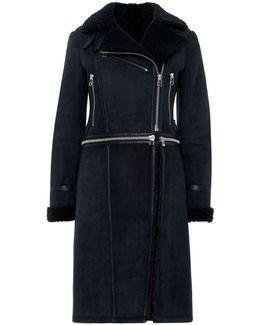 Hattie Sheepskin Coat