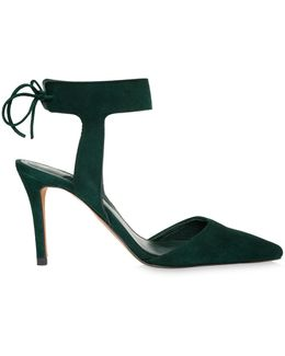Vidlin Ankle Tie Point Shoe