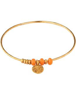 Mirabelle Recycle Glass Bangle