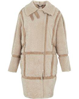 Effie Sheepskin Coat