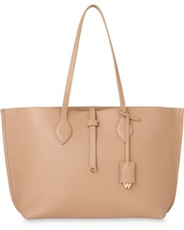 Regent Soft Leather Tote