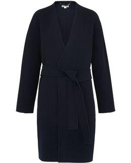 Nicks Wool Wrap Coat