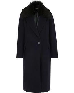 Bonnie Single Button Coat