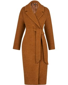 Keaton Wrap Coat