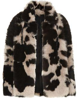 Helvin Cow Shearling Jacket