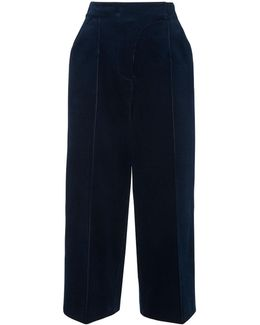 Chunky Cord Trouser