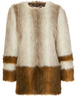 Duvall Faux Fur Coat
