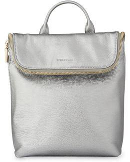 Metallic Mini Verity Backpack