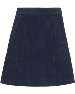 Long Jersey Tube Skirt