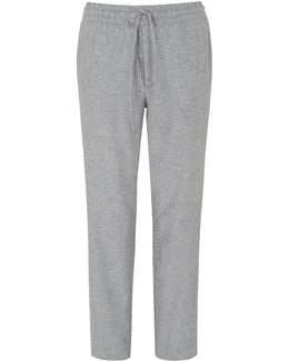 Wool Tailored Jogger