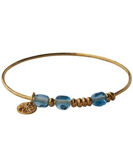 Mirabelle Glass Bangle