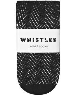 Crochet Ankle Socks