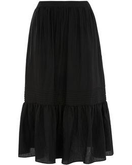 Simone Ruffle Skirt