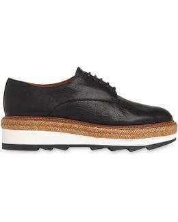 Rex Espadrille Wedge Shoe