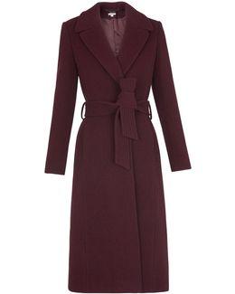Alexandra Belted Coat
