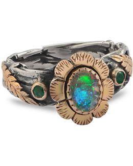 Stella Mary Moonstone Ring