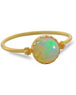 Grecian Gold Opal Ring