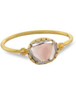 Grecian Gold Diamond Ring