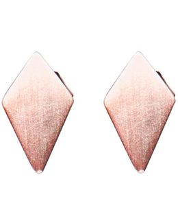 Ruit Stud Earrings