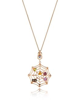 Anansi Necklace Rose Gold