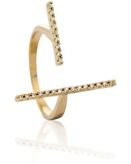 My Best Angle Ring Gold